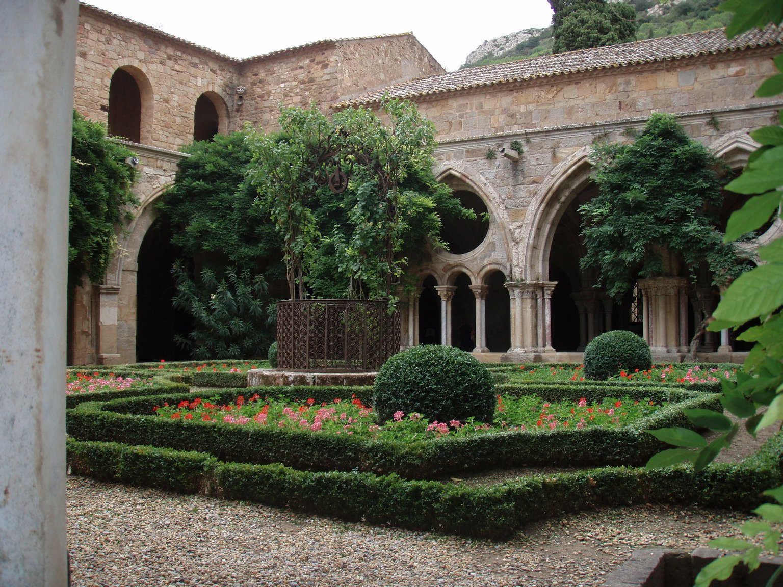 Abbey villelongue 1